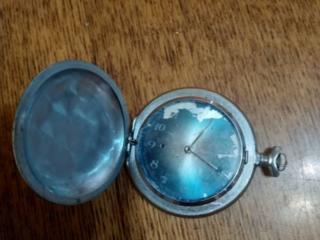 Продам карманные часы Молния