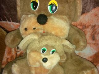 Продается мягкая игрушка - 80 лей