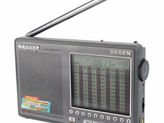 DEGEN de1103 радио-FM/AM. SSB. -TECSUN PL-380-909.