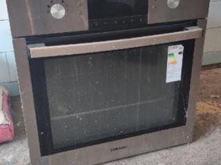 Духовой шкаф Samsung Dual Cook BTS14D4T БУ. Срочно!