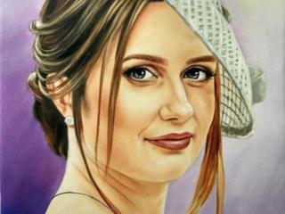 Portrete in ulei pe pinza si creion -calitate inalta la pret accesibil