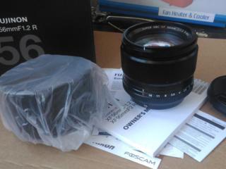 Fujifilm X-E2s Фотокамера и Fujinon XF 56mm 1.2 R Объектив