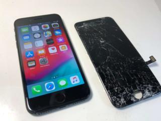 iPhone 7 замена дисплея, стекла. Лучшая цена в городе