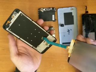 Сяоми Redmi 5A замена дисплея, стекла. Лучшая цена в городе