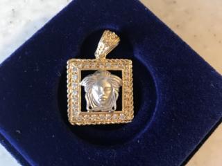 Продам золотую подвеску 585 проба