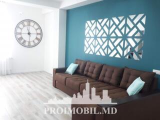 Spre chirie apartament în bloc nou, situat la etajul 5, Centru, str. .