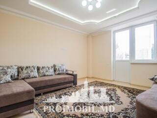 Spre chirie apartament în bloc nou, situat la etajul 5, Botanica, bd.