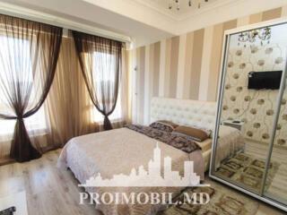 Spre chirie apartament în bloc nou, situat la etajul 13d din 14, ...
