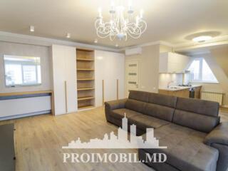 Spre chirie apartament în bloc nou, Centru, str. V. Pîrcălab. ...
