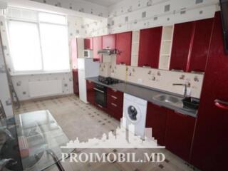 Spre chirie apartament în bloc nou, Centru, str. N. Testemițanu, ...