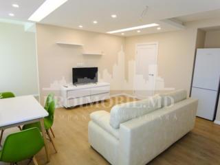 Vă prezentăm spre închiriere un apartament confortabil, în inima ...