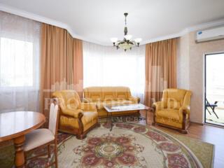 Vă propunem spre chirie apartament poziționat în Centrul Chișinăului,