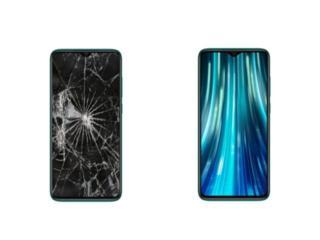 Redmi Note 8/8 T замена дисплея, стекла. Лучшая цена в городе