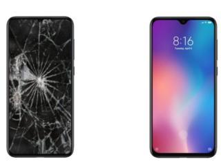 Сяоми Redmi Mi9 замена дисплея, стекла. Лучшая цена в городе