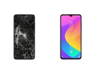 Сяоми Redmi Mi9 Lite замена дисплея, стекла. Лучшая цена в городе