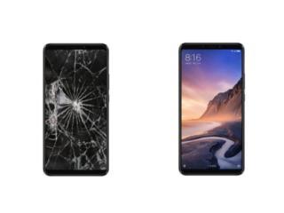 Сяоми Redmi Mi Max 3 замена дисплея, стекла. Лучшая цена в городе