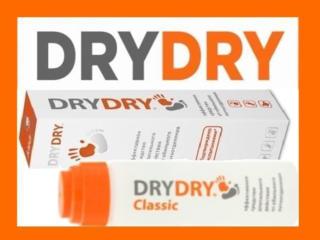 DRYDRY Classic DryRU Roll DryRU Foot Spray DryRU Sensitive