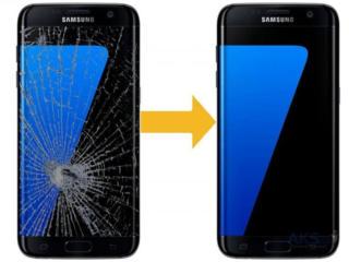 Samsung galaxy s7 замена дисплея, стекла. Лучшая цена в городе