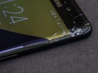 Samsung galaxy s8 замена дисплея, стекла. Лучшая цена в городе
