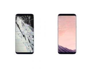Samsung galaxy s8+ замена дисплея, стекла. Лучшая цена в городе