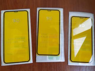 Защитные стекла на Xioami и iphone