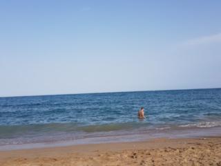 Квартира на берегу средиземного моря (Испания)