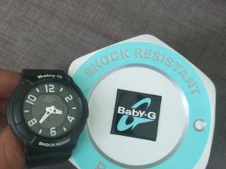 Продам оригинальные часы G-Shock Casio Baby-G, цена договорная