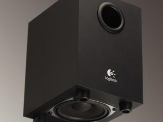 Мультимедийная аудиосистема Logitech LS21 под ремонт, на запчасти.