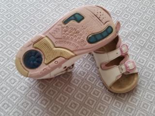 Обувь, ортопед сандалии б/у