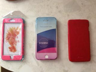 Чехлы на айфон 6+ и 6s+! Новые!