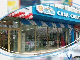 Vânzător-consultant Casa Curată (Buiucani, Riscanovca, Ciocana)