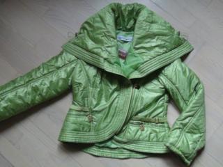 Куртка женская весенне-осенняя. Размер 44-46. Новая. 290 лей!