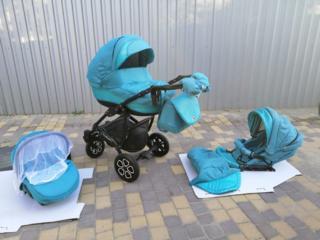 Продаю универсальную стильную детскую коляску AVALON 3 в 1