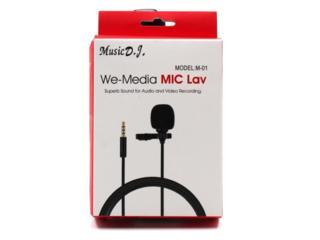 Микрофон We-Media mic Lav M-01
