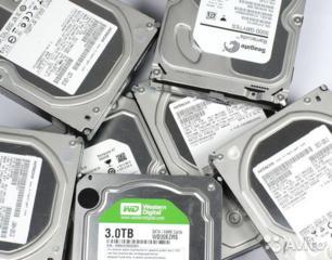 Продам жёсткие диски 80 GB/160 GB/250 GB
