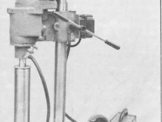 Продам станок алмазного сверления ИЭ-1801