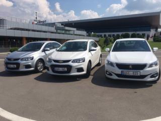 Chirie automobile in Chisinau doar automobile noi modele din 2019