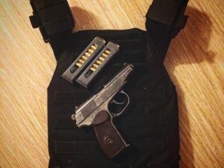 Продам через специализированный магазин травматический пистолет ПМР