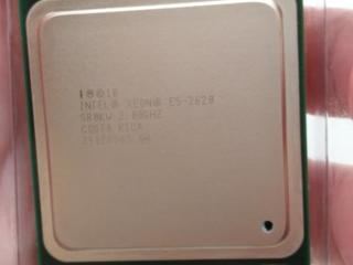 Процессор CPU Intel® Xeon® E5-2620. Lgа 2011. Центр. почта.