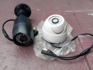 Новые AHD видеокамеры внутренние и наружные