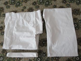 Кимоно каратэ белое разм 3 рост 160-169