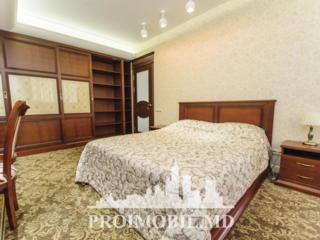 Spre chirie apartament în bloc nou, Centru, str. A. Pușkin. Suprafața