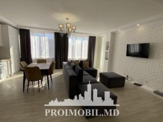 Spre chirie apartament în bloc nou, Rîșcani, str. Carierei. Suprafața