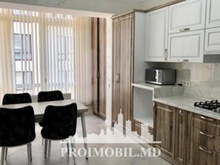 Spre chirie apartament în bloc nou, situat la etajul 3, Buiucani, ...