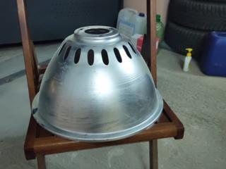 Алюминиевый светильник / плафон / купол