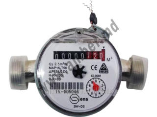 Продам водомер в упаковке по воде тип SW-DS (R100)L80 D15