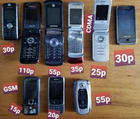 Nokia-7202,А-900 на запчасти 110 р/Nokia-1006