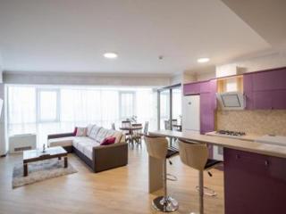 Apartament 2 dormitoare si Salon in bloc nou Puskin 47/5