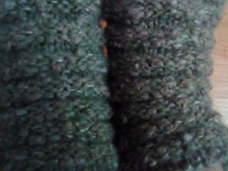 Продам вязанные носки ручной работы