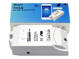 WiFi коммутатор Sonoff TH16